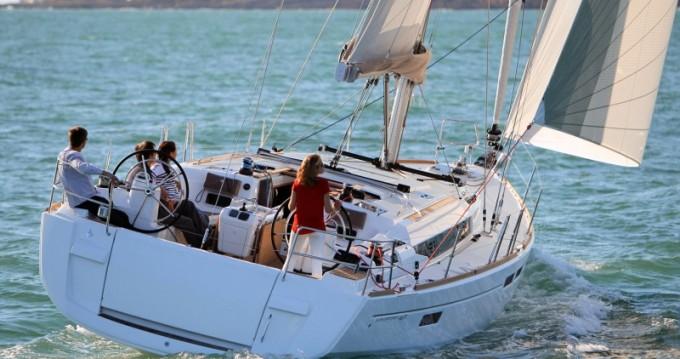 Jeanneau Sun Odyssey 469 te huur van particulier of professional in Follonica
