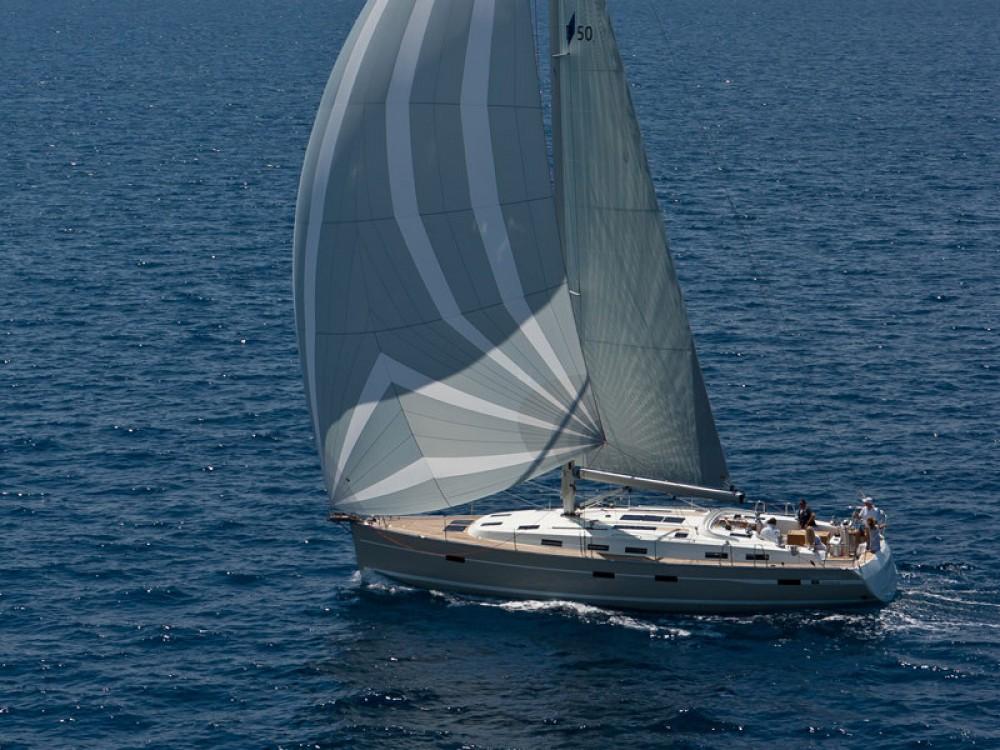 Bootverhuur Follonica goedkoop Bavaria Cruiser 50