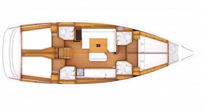 Bootverhuur Jeanneau Sun Odyssey 479 in Follonica via SamBoat