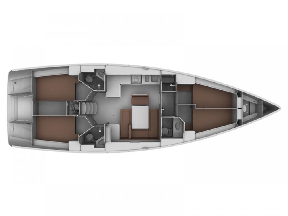Bavaria Bavaria 45 Cruiser te huur van particulier of professional in Follonica