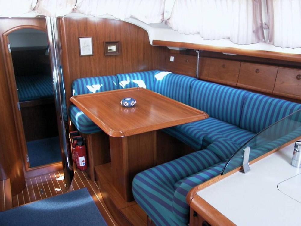 Verhuur Zeilboot in Follonica - Jeanneau Sun Odyssey 43