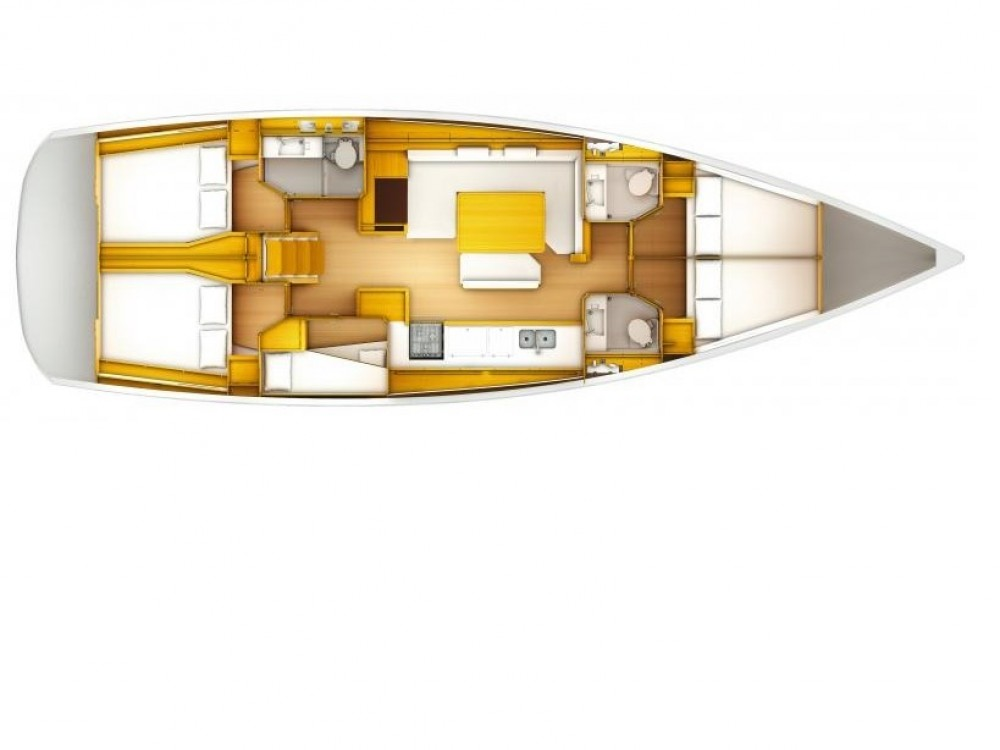 Huur een Jeanneau Sun Odyssey 519 in Follonica