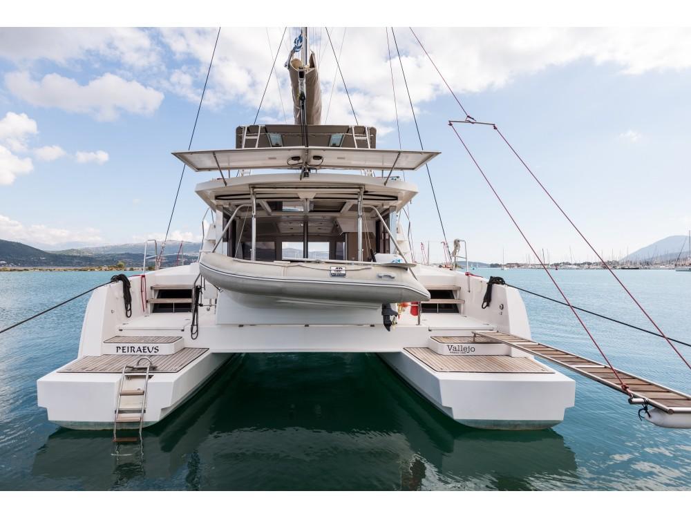 Verhuur Catamaran Bali met vaarbewijs