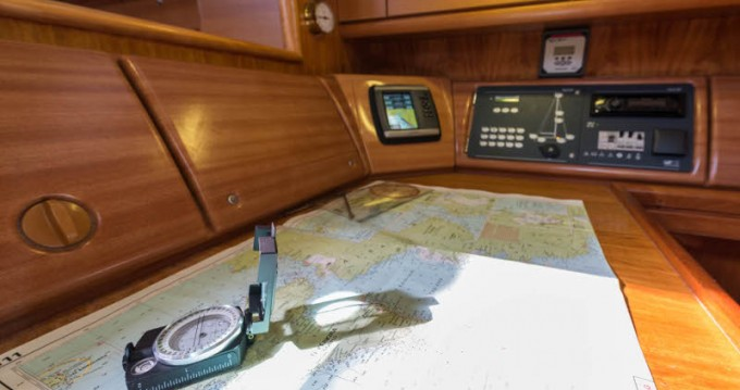 Verhuur Zeilboot in Lefkada (Island) - Bavaria Bavaria 46 Cruiser