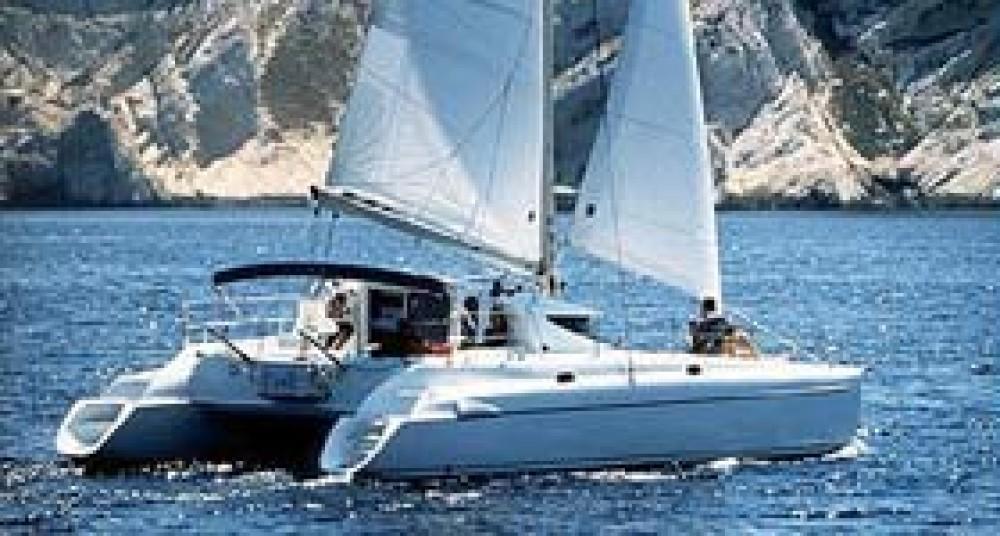 Huur Catamaran met of zonder schipper Fountaine Pajot in Leucade