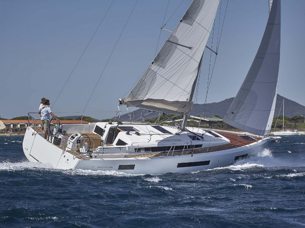 Bootverhuur Jeanneau Sun Odyssey 440 in Salerno via SamBoat