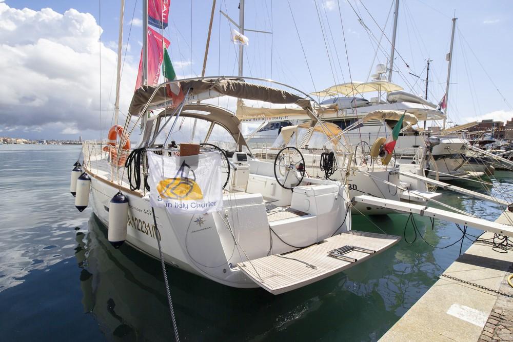 Huur Zeilboot met of zonder schipper Jeanneau in Nettuno