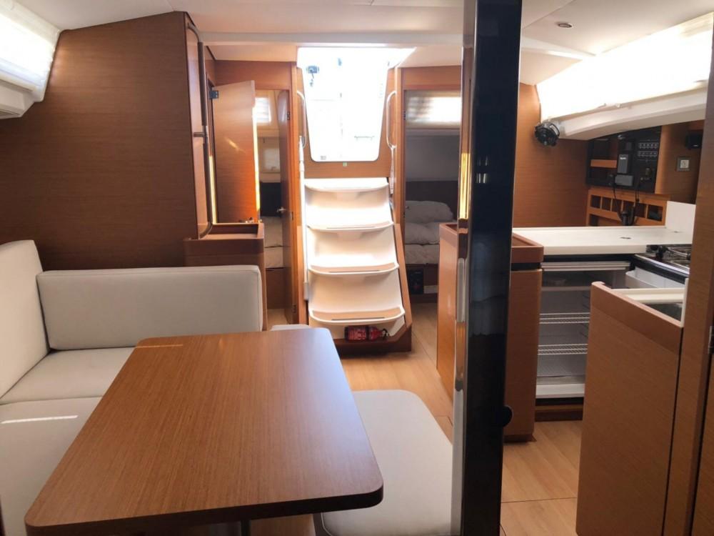 Jeanneau Sun Odyssey 440 te huur van particulier of professional in Salerno