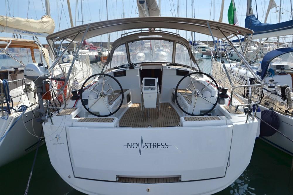 Huur een Jeanneau Sun Odyssey 449 in Nettuno