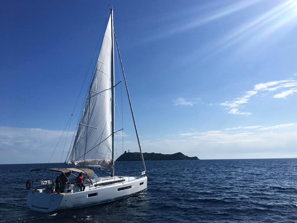 Jeanneau Sun Odyssey 440 te huur van particulier of professional in Nettuno