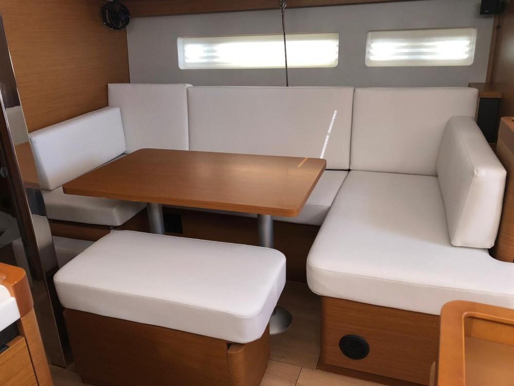 Verhuur Zeilboot in Nettuno - Jeanneau Sun Odyssey 440