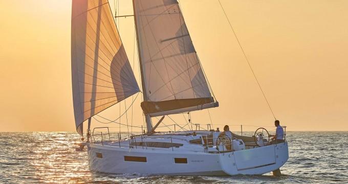 Bootverhuur Jeanneau Sun Odyssey 410 in Orhaniye via SamBoat