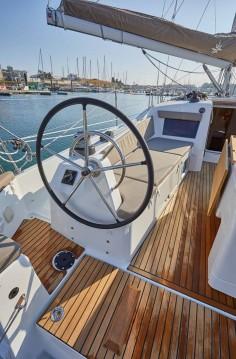 Bootverhuur Orhaniye goedkoop Sun Odyssey 410