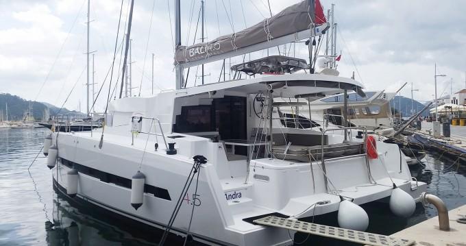 Bali Catamarans Bali 4.5 te huur van particulier of professional in Orhaniye