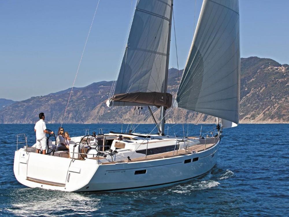 Huur Zeilboot met of zonder schipper Jeanneau in Orhaniye