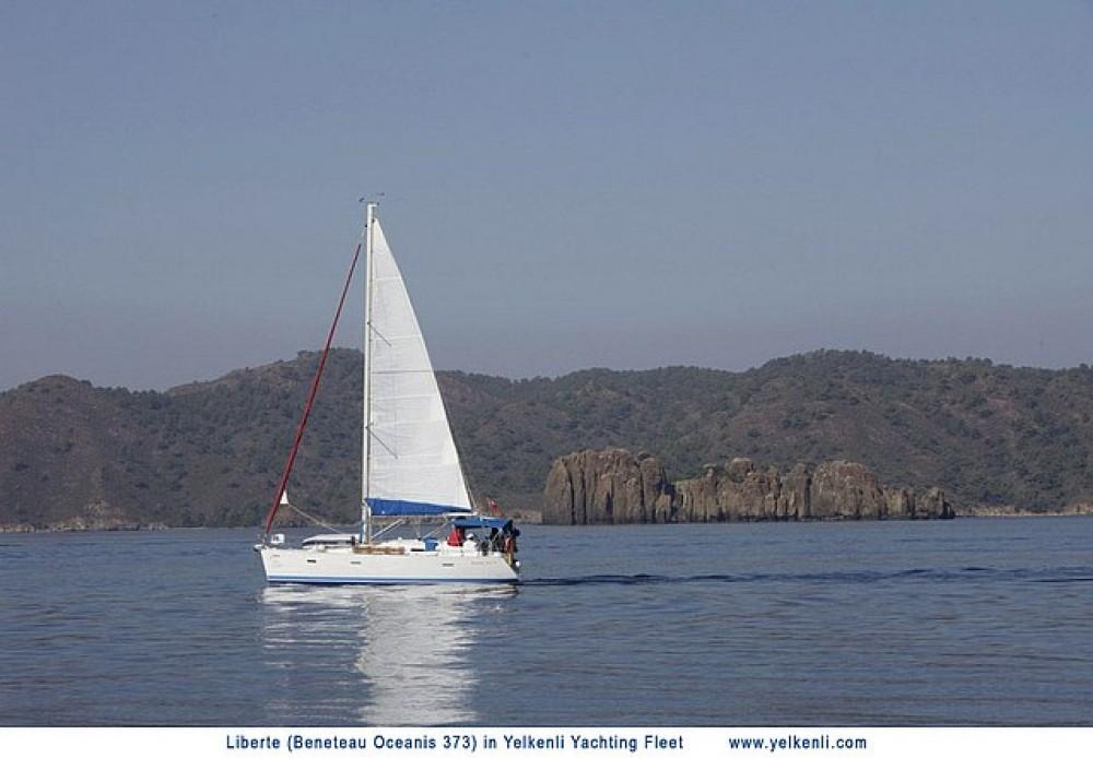 Zeilboot te huur in Bursa voor de beste prijs