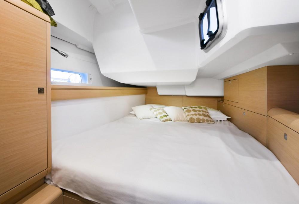 Verhuur Zeilboot in Orhaniye - Jeanneau Sun Odyssey 479