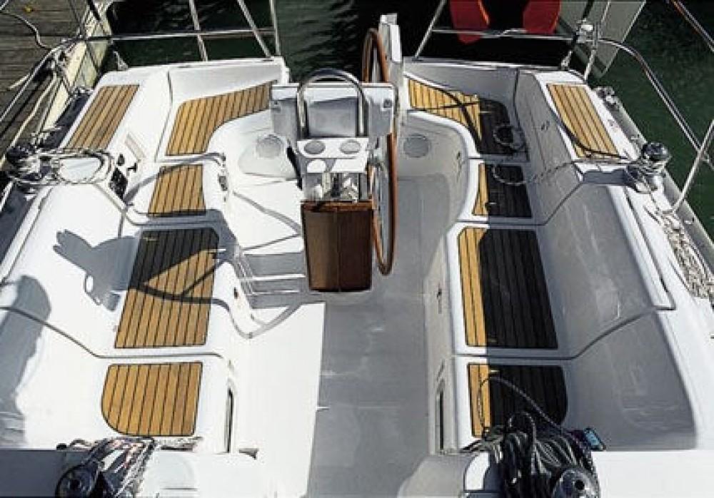 Bootverhuur Bursa goedkoop Oceanis 373