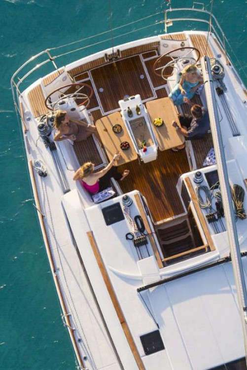 Bootverhuur Jeanneau Sun Odyssey 479 in Orhaniye via SamBoat