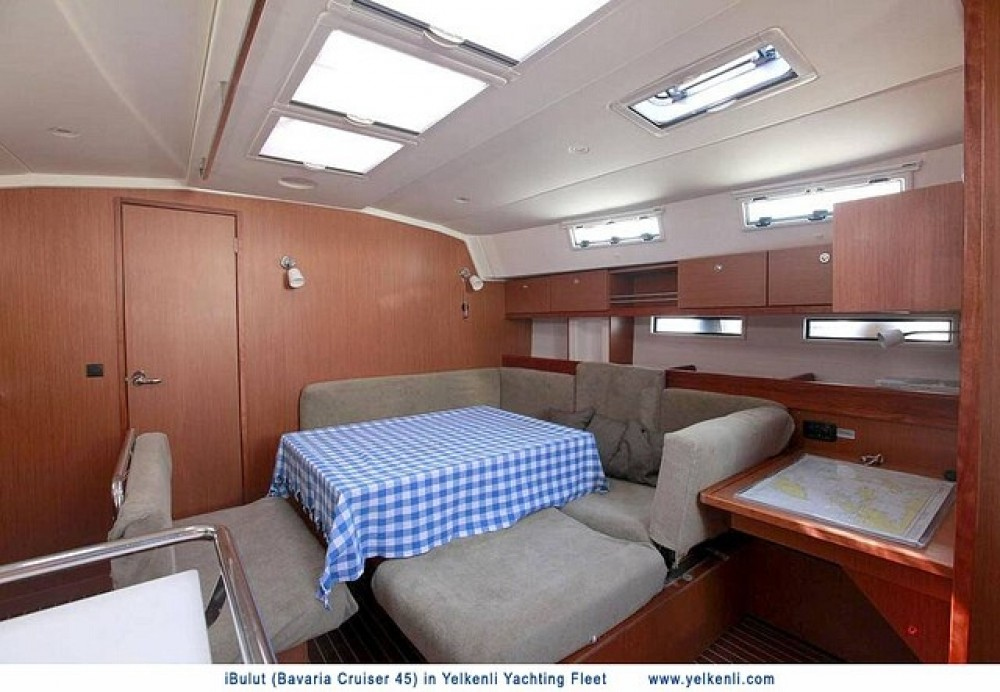 Bavaria Bavaria 45 Cruiser te huur van particulier of professional in Bursa