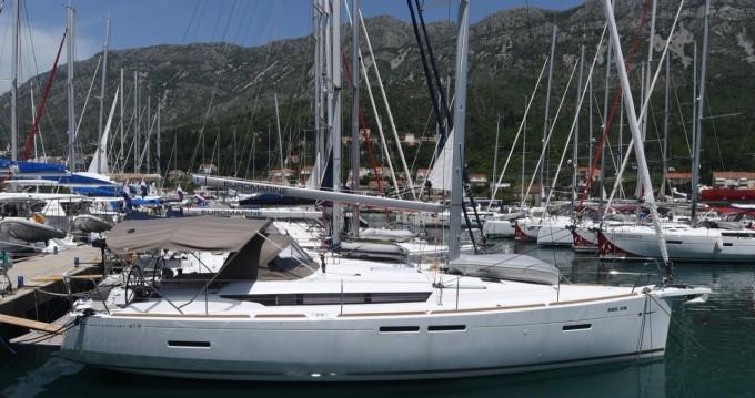 Bootverhuur Dubrovnik goedkoop Sun Odyssey 419