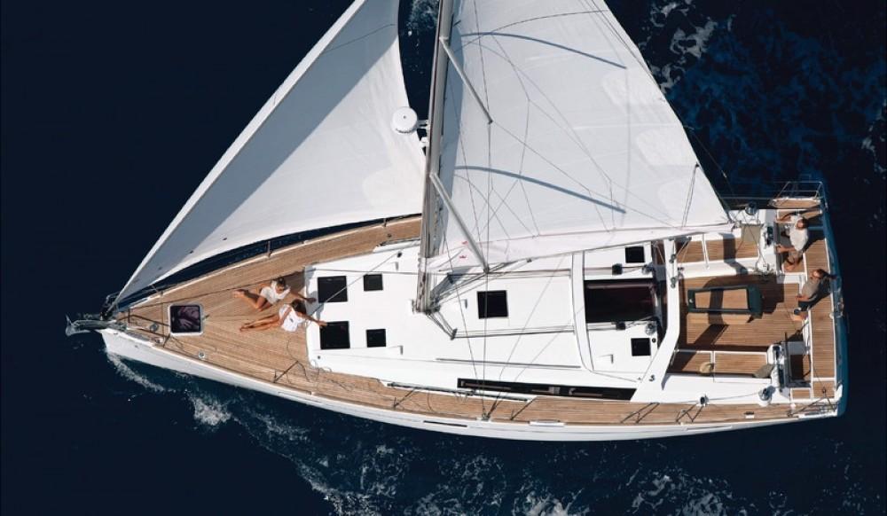 Bootverhuur Orhaniye goedkoop Oceanis 45 (2018)