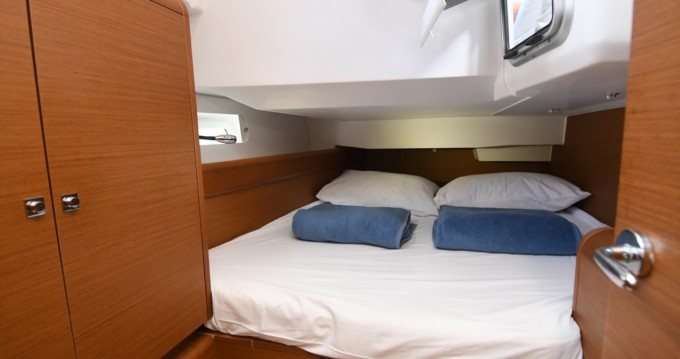 Verhuur Zeilboot in Dubrovnik - Jeanneau Sun Odyssey 419