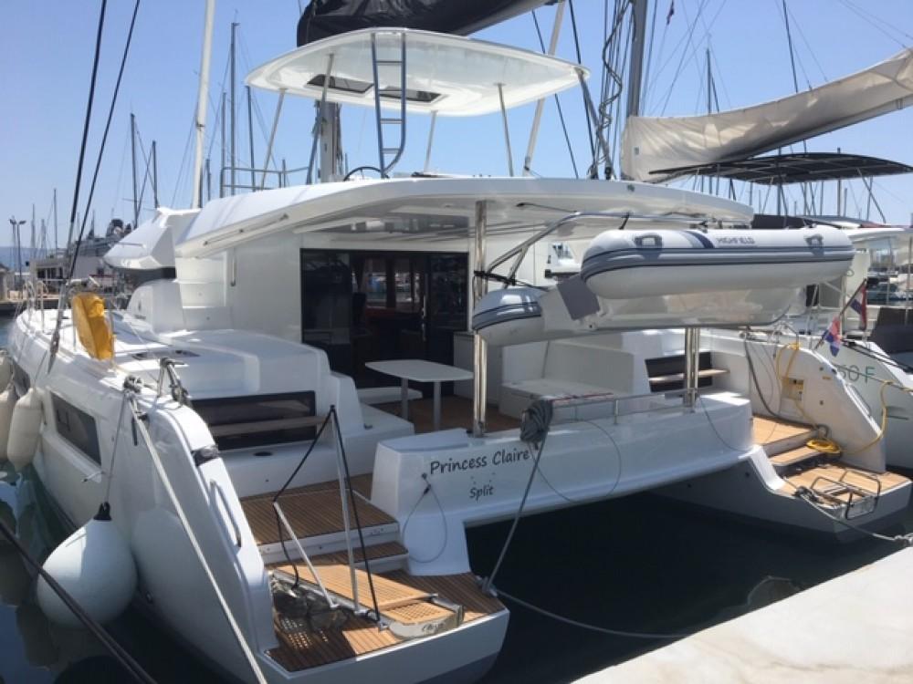 Lagoon Lagoon 50 te huur van particulier of professional in Dubrovnik