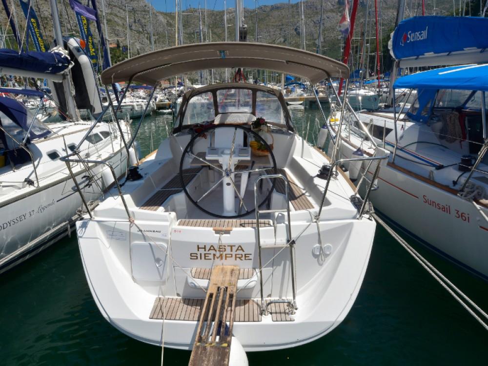 Jachthuur in Komolac - Jeanneau Sun Odyssey 33i via SamBoat