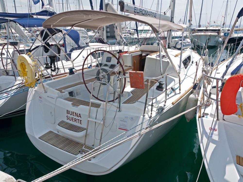Verhuur Zeilboot in Split - Jeanneau Sun Odyssey 33i