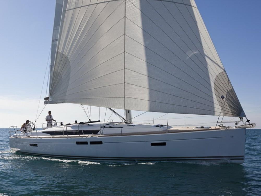 Jachthuur in Split - Jeanneau Sun Odyssey 469 via SamBoat