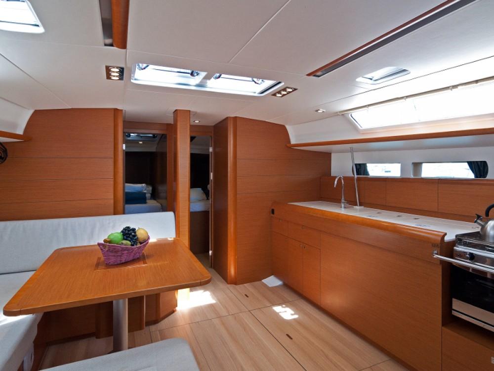 Verhuur Zeilboot in Split - Jeanneau Sun Odyssey 469