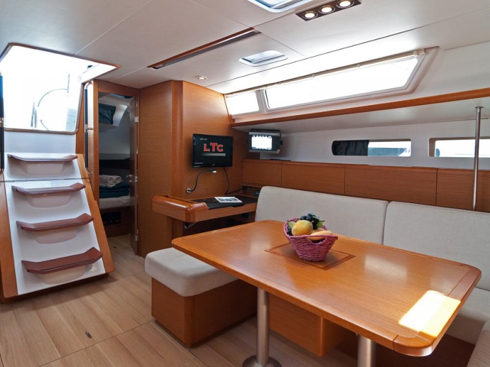 Bootverhuur Split goedkoop Sun Odyssey 469