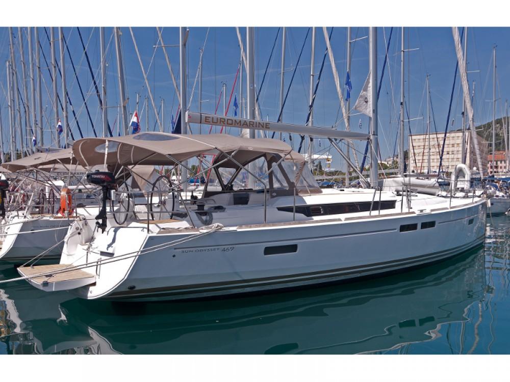 Bootverhuur Jeanneau Sun Odyssey 469 in Split via SamBoat