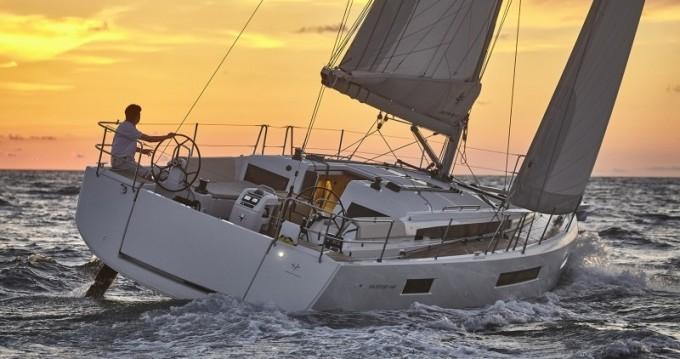 Bootverhuur Jeanneau Sun Odyssey 440 in Split via SamBoat