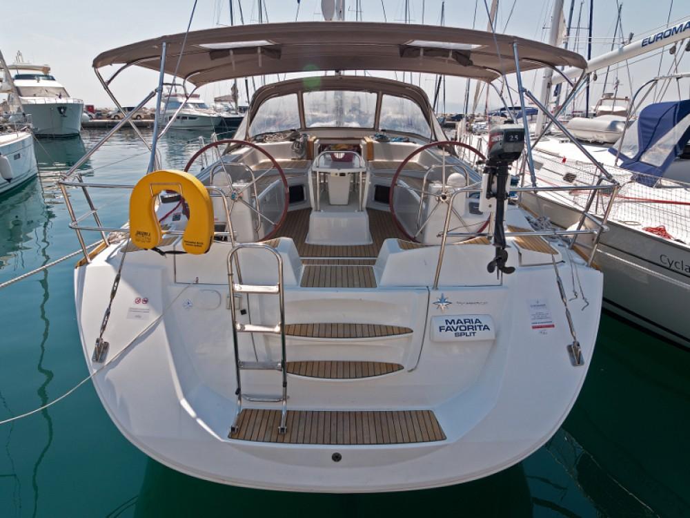 Bootverhuur Jeanneau Jeanneau 53 in Split via SamBoat