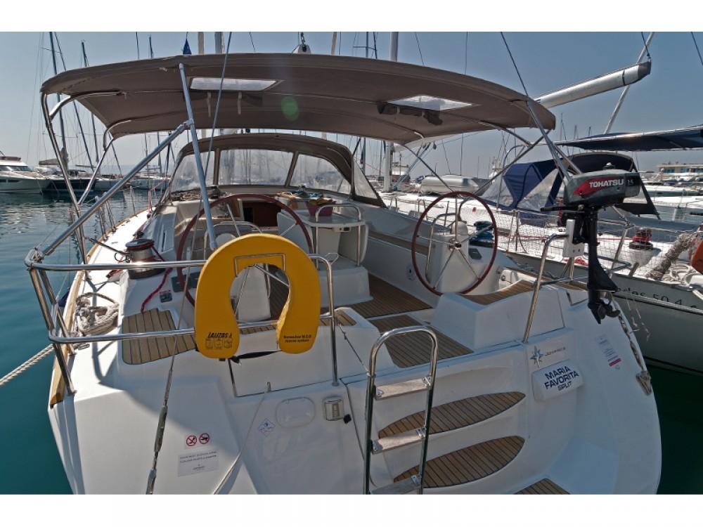 Verhuur Zeilboot in Split - Jeanneau Jeanneau 53