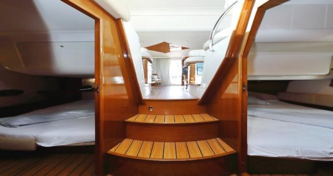 Verhuur Motorboot in Sukošan - Jeanneau Jeanneau Prestige 46 Fly