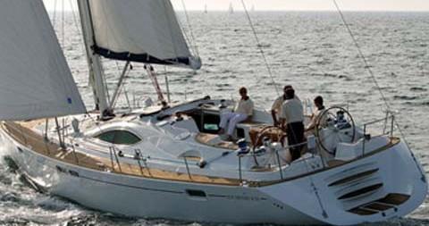 Bootverhuur Jeanneau Sun Odyssey 54DS in Sukošan via SamBoat