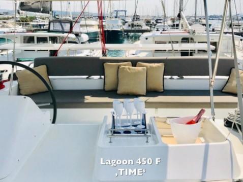 Jachthuur in Sukošan - Lagoon Lagoon 450 F via SamBoat
