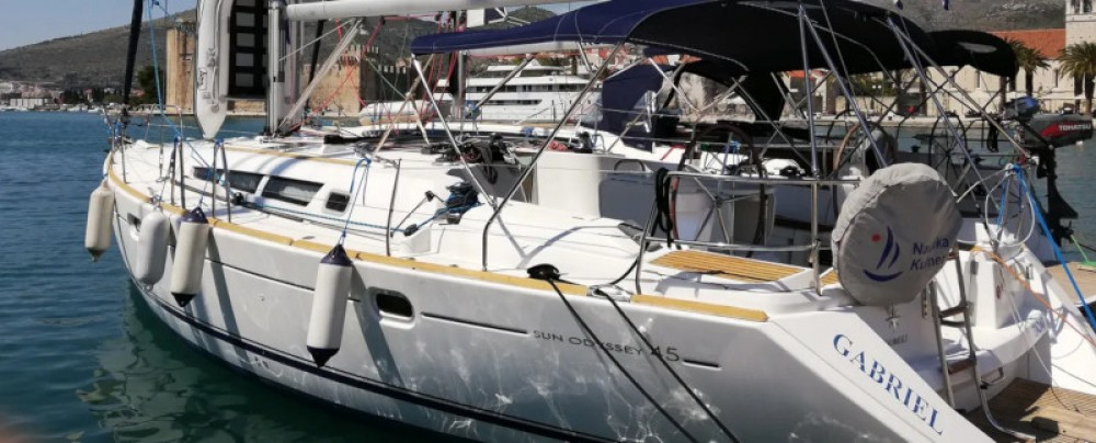 Jachthuur in Trogir - Jeanneau Sun Odyssey 45 via SamBoat