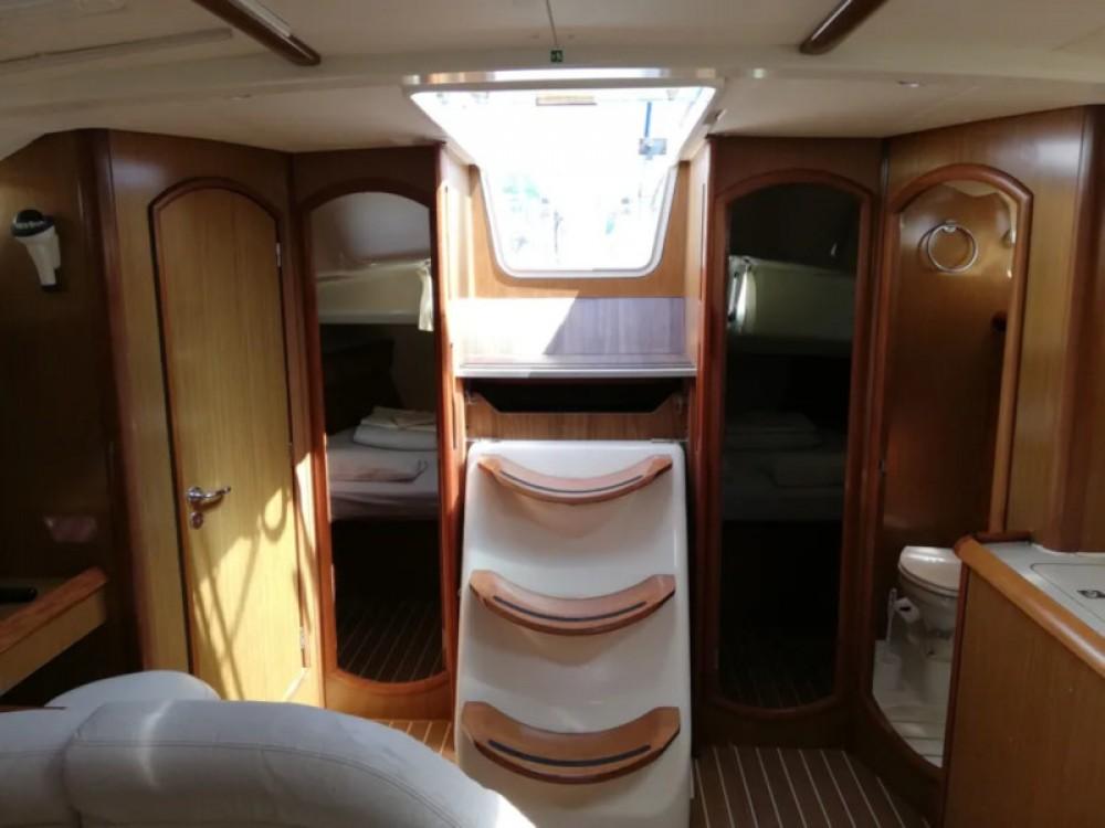 Verhuur Zeilboot in Trogir - Jeanneau Sun Odyssey 45