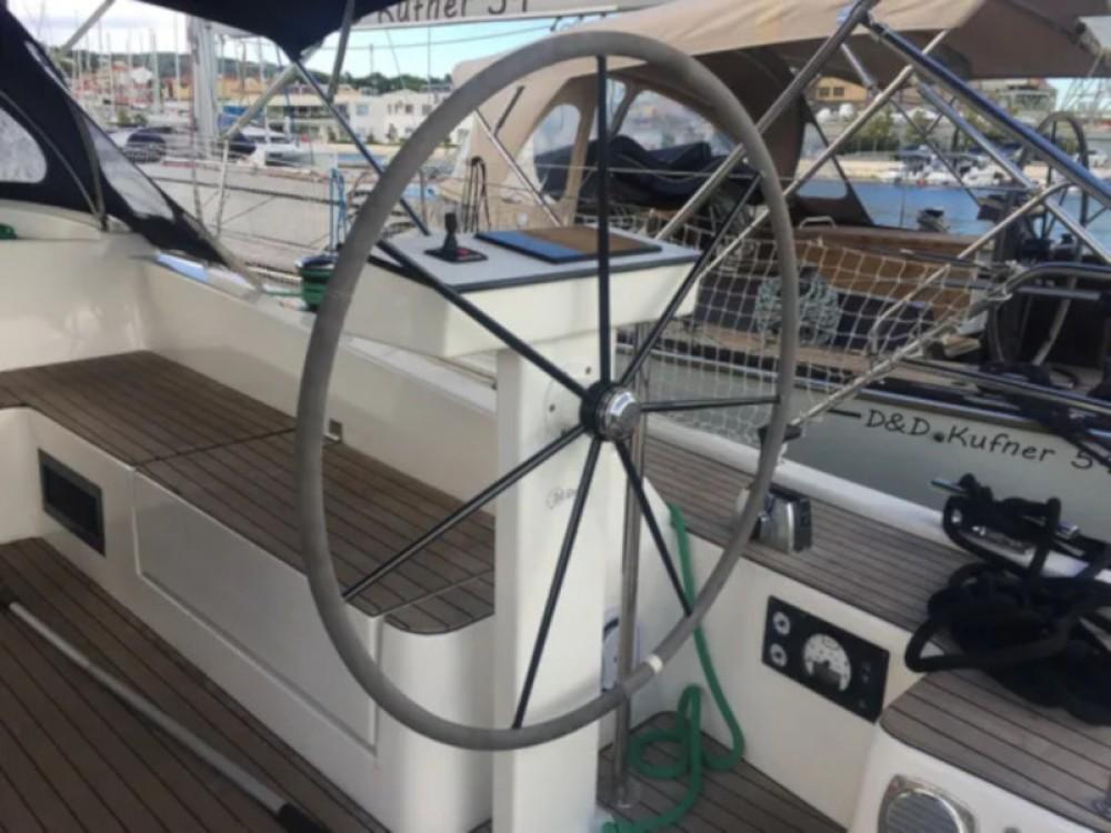 Bootverhuur ACI Marina Trogir goedkoop D&D Kufner 54.2