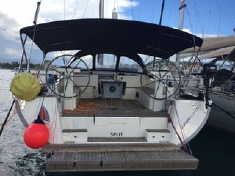 Verhuur Zeilboot D&d met vaarbewijs