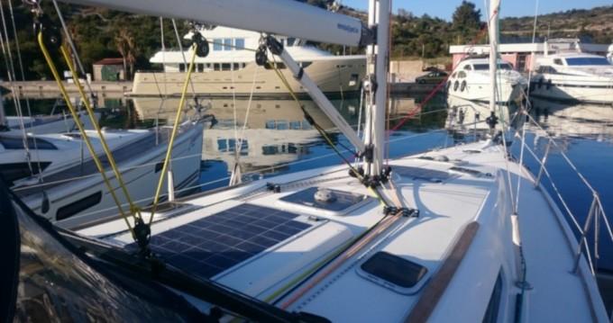 Bootverhuur Jeanneau Sun Odyssey 42i in Biograd na Moru via SamBoat