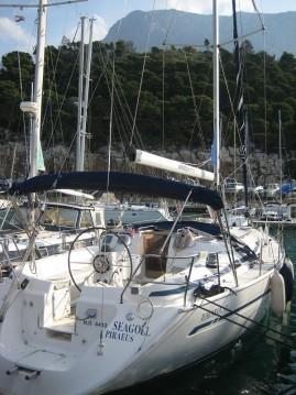 Verhuur Zeilboot in Baška Voda - Bavaria Bavaria 41