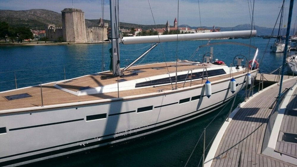 Bootverhuur D&d D&D Kufner 54.1 in Trogir via SamBoat