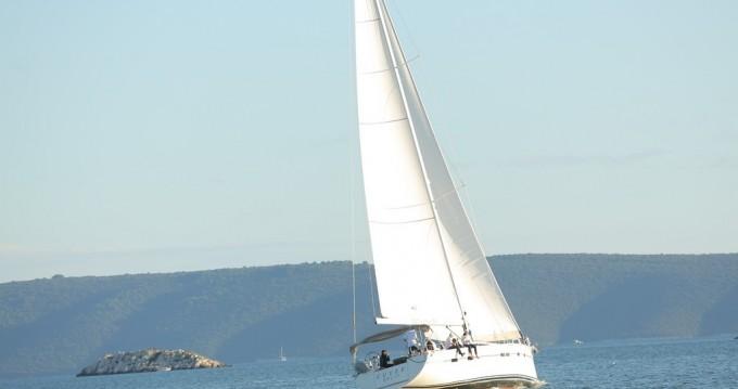 Huur Zeilboot met of zonder schipper D&D Yacht in Trogir