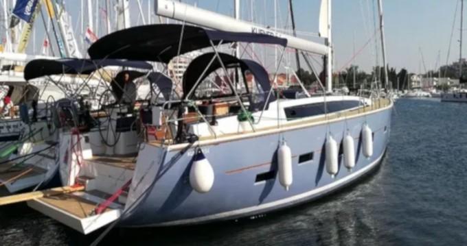 Bootverhuur D&D Yacht D&D Kufner 54.2 in Trogir via SamBoat