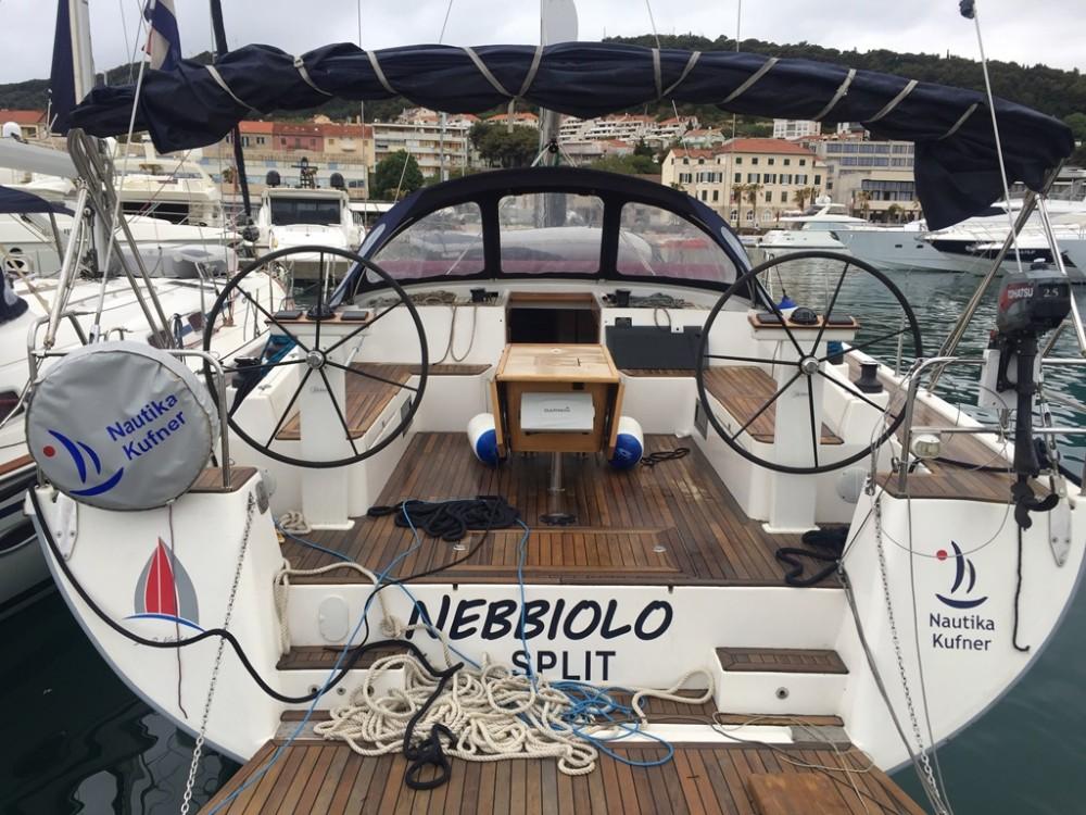 Verhuur Zeilboot in ACI Marina Trogir - D&d D&D Kufner 54.2